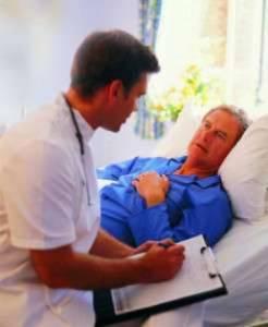 Терапия вторичной формы заболевания ↑