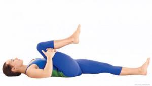 Упражнения при защемлении