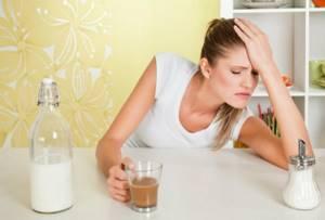 Причины головной боли при беременности