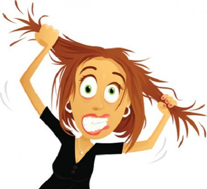 Почему выпадают волосы у девушек и молодых женщин?