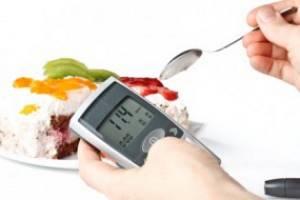 Как сбить высокий уровень сахара в крови