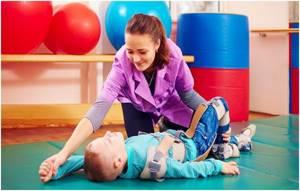 Методы лечения и реабилитация детей с ДЦП