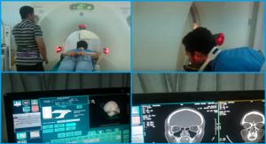 Подготовка к компьютерной томографии и ее проведение