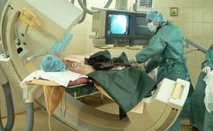 Ангиография (КТ и МР)