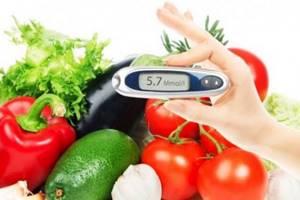 Какие овощи нельзя при сахарном диабете?