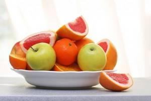 Необходимость фруктов при диабете