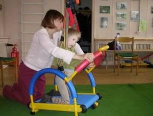 Реабилитация детей с Детским Церебральным Параличом