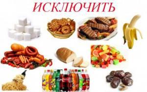 Что можно и что нельзя кушать