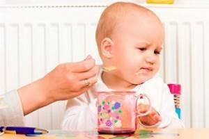 Симптомы у детей младшего возраста