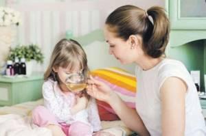 Оказываем первую помощь ребенку